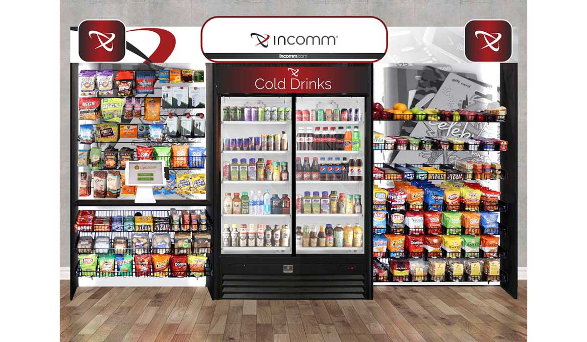 Custom Retail displays and Custom Micro Market Fixtures complete with adjustable product dividers and product pushers. These display systems load from the back to help control your expiration dates.